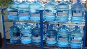Survival Water Storage