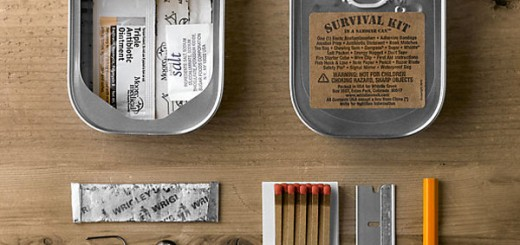 Survival Kits For Groups