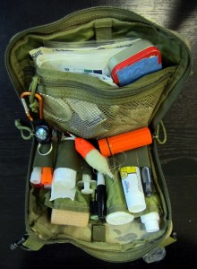 Survivalist First Aid Checklist