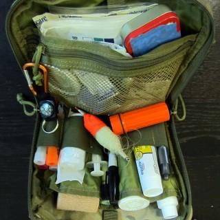 Survivalist First Aid Checklist