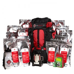 Survival Ready to Eat Complete Meal Kits