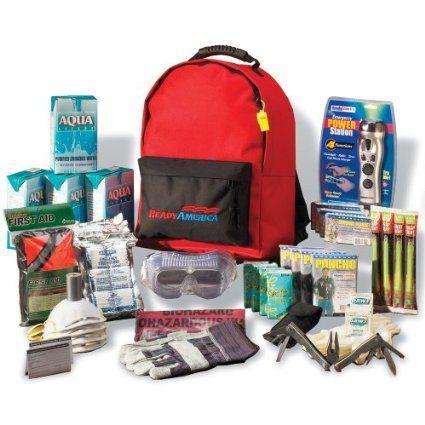 4 Person Survival Kit